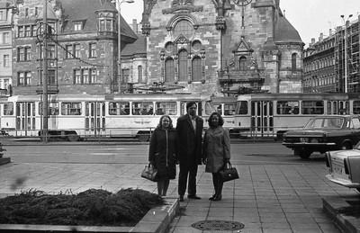 Экскурсия в Лейпциг